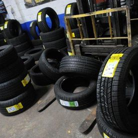budget tyres